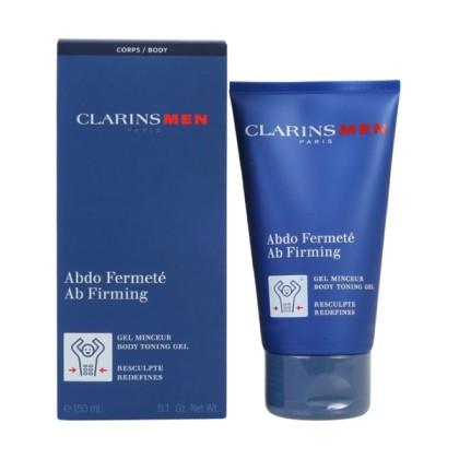 Clarins - MEN abdo fermeté gel minceur 150 ml