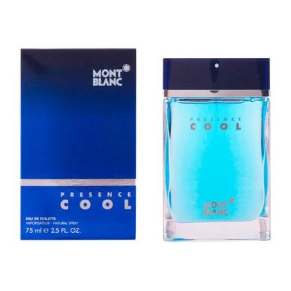 Montblanc - PRESENCE COOL edt vaporizador 75 ml