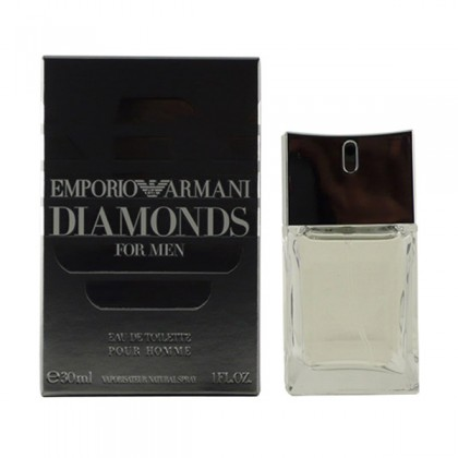 Armani - DIAMONDS MEN edt vaporizador 30 ml