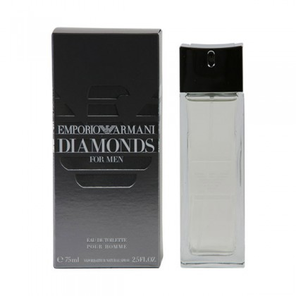 DIAMONDS MEN edt vaporizador 75 ml