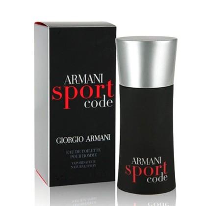 Armani - ARMANI CODE SPORT edt vaporizador 50 ml