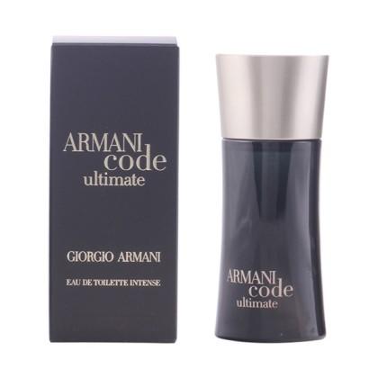 Armani - ARMANI CODE ULTIMATE edt intense vaporizador 50 ml
