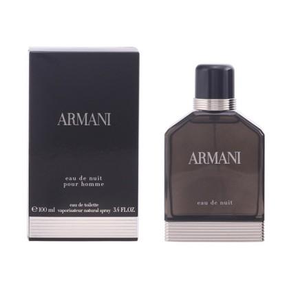 ARMANI HOMME EAU DE NUIT edt vaporizador 100 ml