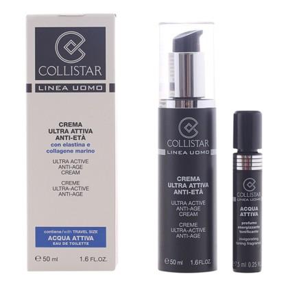 Collistar - UOMO ultra active anti-age cream 50 ml