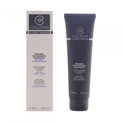 Collistar - UOMO moisturizing cleansing foam 150 ml