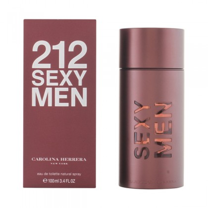 Carolina Herrera - 212 SEXY MEN edt vapo 100 ml