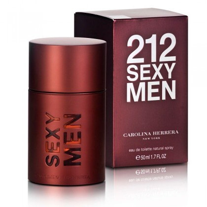Carolina Herrera - 212 SEXY MEN edt vapo 50 ml