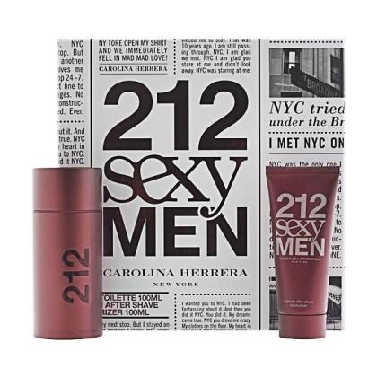 212 SEXY MEN LOTE 2 pz