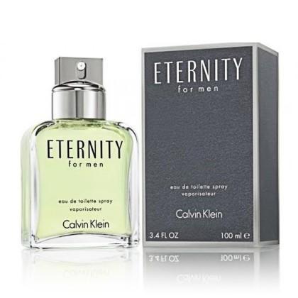 Calvin Klein - ETERNITY MEN edt vapo 100 ml