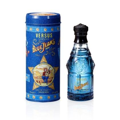 Versace - BLUE JEANS edt vapo 75 ml