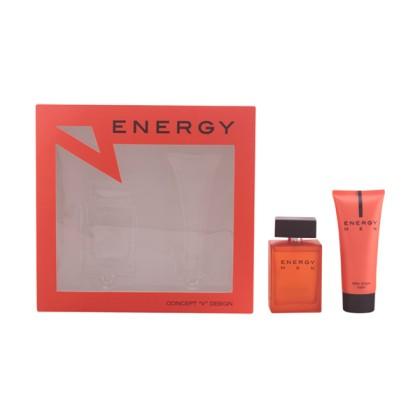 Concept V Design - ENERGY MEN LOTE 2 pz