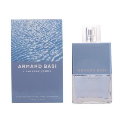 Armand Basi - L'EAU POUR HOMME edt vaporizador 75 ml