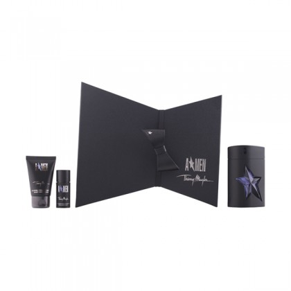 Thierry Mugler - A*MEN RUBBER LOTE 3 pz