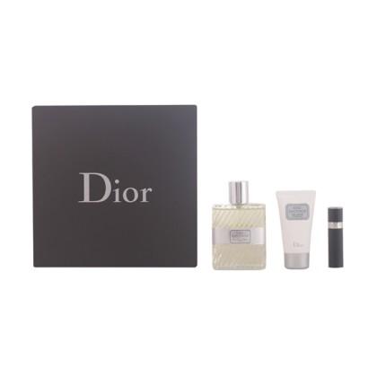 Dior - EAU SAUVAGE LOTE 3 pz