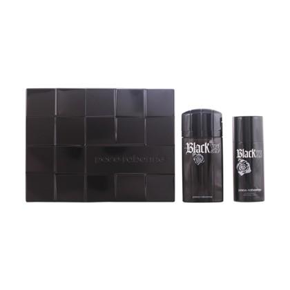 Paco Rabanne - BLACK XS LOTE 2 pz
