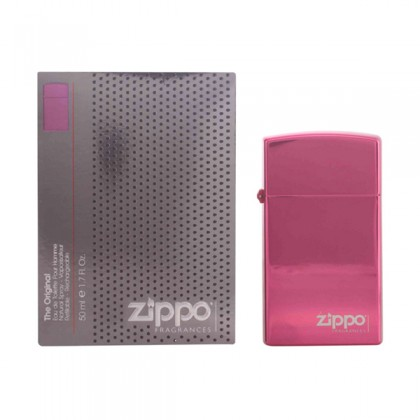 Zippo Fragrances - THE ORIGINAL pink edt vaporizador 50 ml