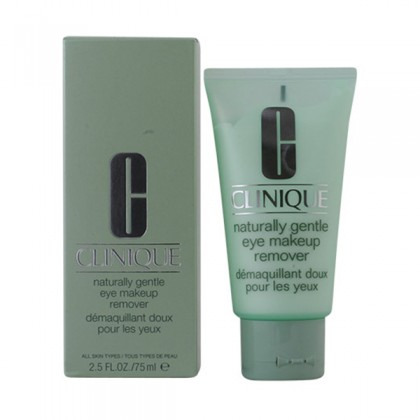Clinique - NATURALLY GENTLE eye make up remover 75 ml