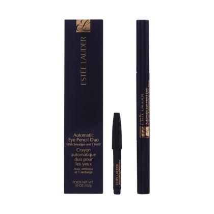 Estee Lauder - AUTOMATIC pencil for eyes 01-jet black 0.2 gr