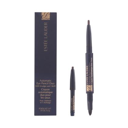 Estee Lauder - AUTOMATIC eye pencil duo 09-walnut brown 0.2 gr