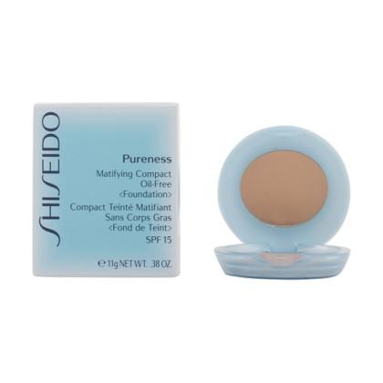 Shiseido - PURENESS matifying compact 30-natural ivory 11 gr