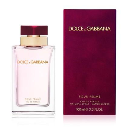 Dolce & Gabbana - DOLCE & GABBANA POUR FEMME edp vapo 100 ml