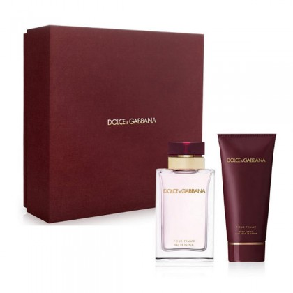 Dolce & Gabbana - DOLCE & GABBANA POUR FEMME LOTE 2 pz