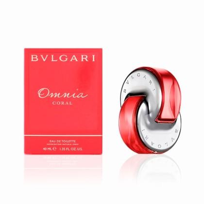 Bvlgari - OMNIA CORAL edt vapo 40 ml