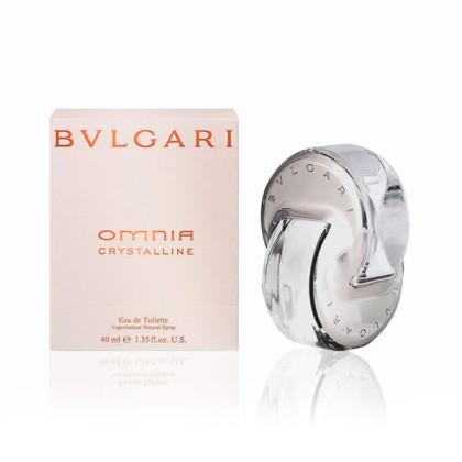 Bvlgari - OMNIA CRYSTALLINE edt vapo 40 ml
