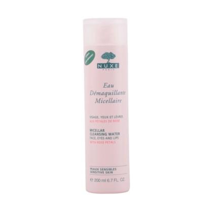 Nuxe - PETALES DE ROSE eau démaquillante micellaire 200 ml