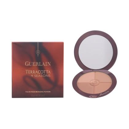 Guerlain - TERRACOTTA 4 SEASONS poudre cpt 03-brunettes 10 gr