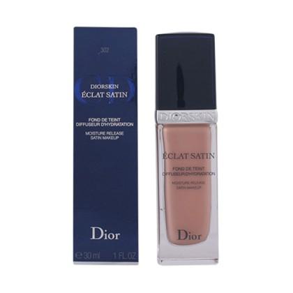Dior - DIORSKIN ECLAT SATIN fond de teint 302-beige rosé 30 ml