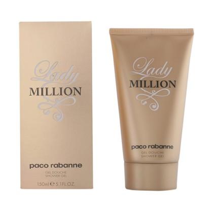 Paco Rabanne - LADY MILLION gel de ducha 150 ml