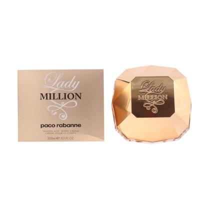 Paco Rabanne - LADY MILLION body cream 300 ml
