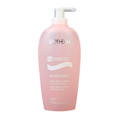 Biotherm - BIOSOURCE lotion adoucissante PS 400 ml