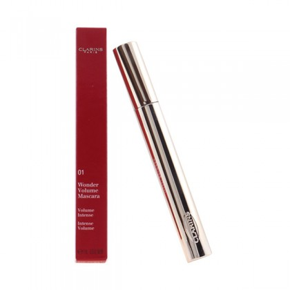 Clarins - WONDER VOLUME mascara 01-black 7 ml