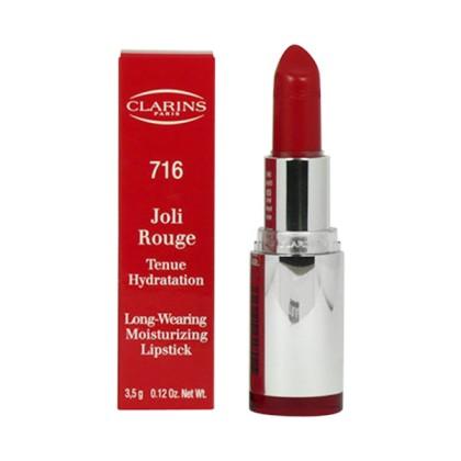 Clarins - JOLI ROUGE lipstick 716-rouge clarins 3.5 gr