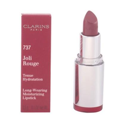 Clarins - JOLI ROUGE lipstick 737-spicy cinnamon 3.5 gr