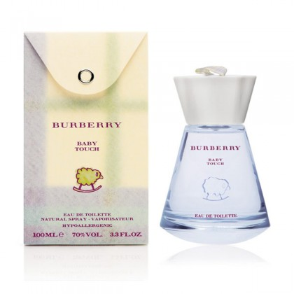 Burberry - BABY TOUCH edt vapo 100 ml
