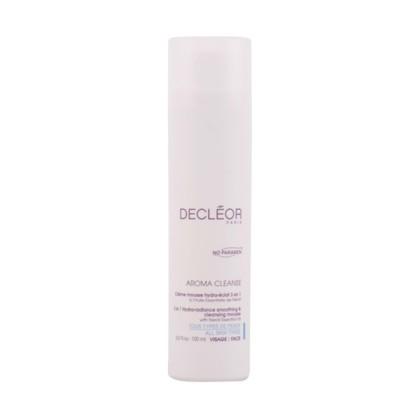 Decleor - AROMA CLEANSE crème mousse hydro-éclat 3 en 1  100 ml