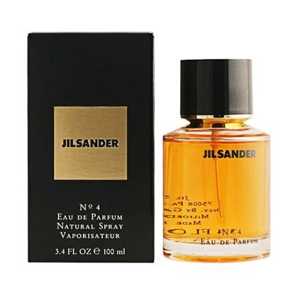 JIL SANDER N4 edp vaporizador 100 ml