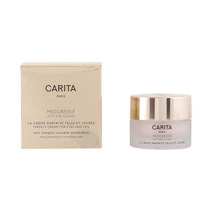 Carita - PROGRESSIF ANTI-AGE GLOBAL crème parfaite yeux/lèvres 15 ml