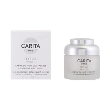 Carita - IDEAL WHITE crème de nuit cristalline 50 ml