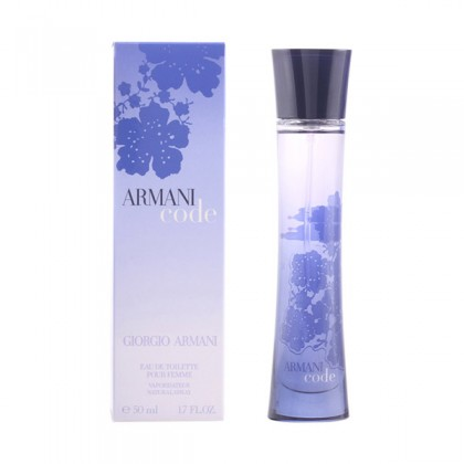 ARMANI CODE FEMME edt vaporizador 50 ml