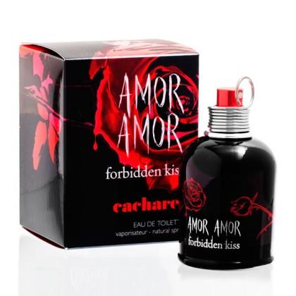 Cacharel - AMOR AMOR FORBIDDEN KISS edt vapo 30 ml
