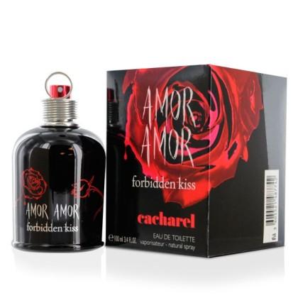Cacharel - AMOR AMOR FORBIDDEN KISS edt vapo 100 ml