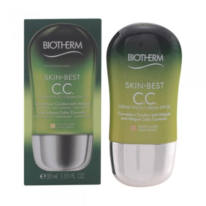 Biotherm - SKIN BEST CC crème SPF25 light 30 ml