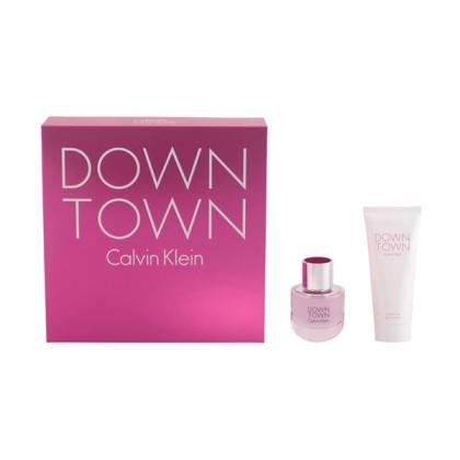 Calvin Klein - DOWNTOWN LOTE 2 pz EDP VAPO 50 ML