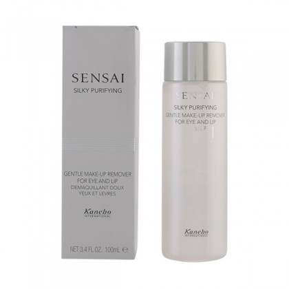 Kanebo - SENSAI SILKY gentle make-up remover eye & lip 100 ml