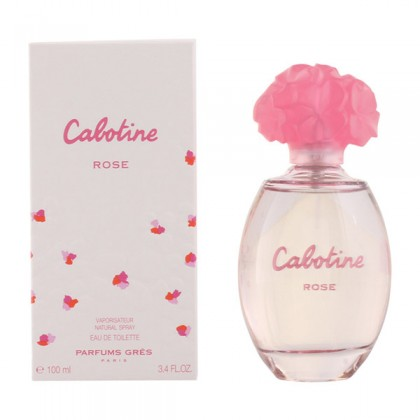 CABOTINE ROSE edt vaporizador 100 ml