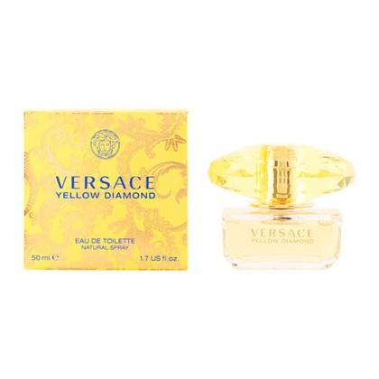 Versace - YELLOW DIAMOND edt vaporizador 50 ml